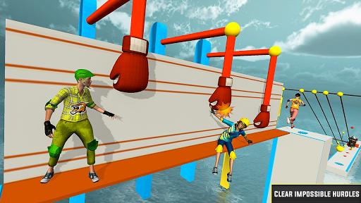 Legendary Stuntman Water Fun Race 3D v1.0.4 screenshots 5