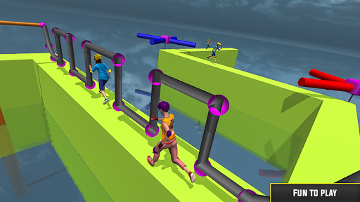 Legendary Stuntman Water Fun Race 3D v1.0.4 screenshots 6