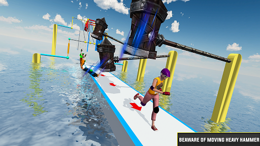 Legendary Stuntman Water Fun Race 3D v1.0.4 screenshots 8