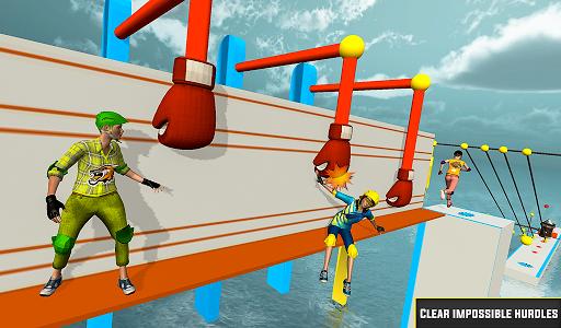 Legendary Stuntman Water Fun Race 3D v1.0.4 screenshots 9
