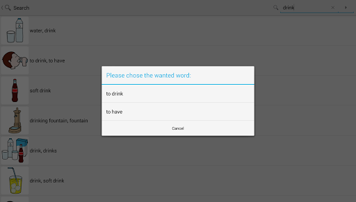 LetMeTalk Free AAC Talker v1.4.29 screenshots 8