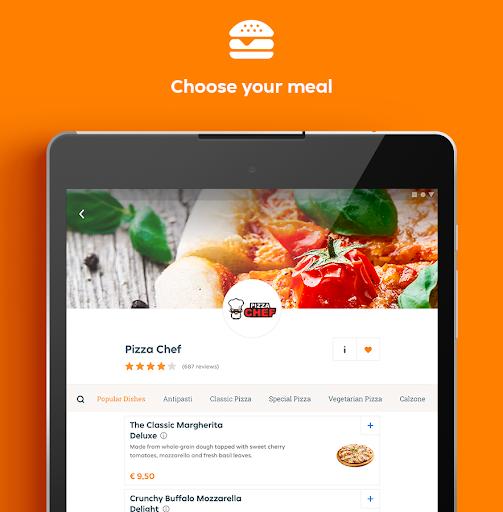 Lieferando.de – Order Food v7.4.0 screenshots 8
