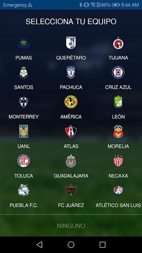 Liga BBVA MX App Oficial v1.21.0223.2 screenshots 2