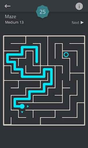 Linedoku – Logic Puzzle Games v1.9.18 screenshots 1