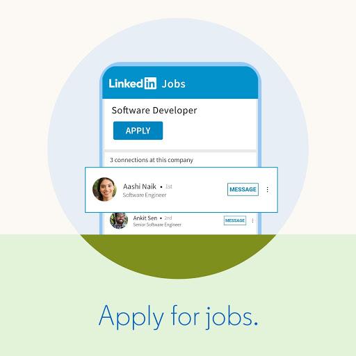 LinkedIn Lite Easy Job Search Jobs amp Networking v3.2.2 screenshots 4