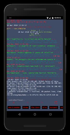 Linux CLI Launcher vv6.15 screenshots 1