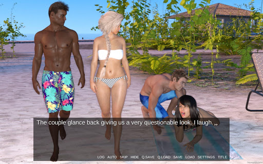 Love Lust Hate Anger Interactive Story FREE DEMO v0.7 screenshots 11