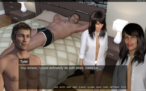 Love Lust Hate Anger Interactive Story FREE DEMO v0.7 screenshots 4