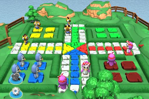 Ludo 3D Multiplayer v2.7 screenshots 1