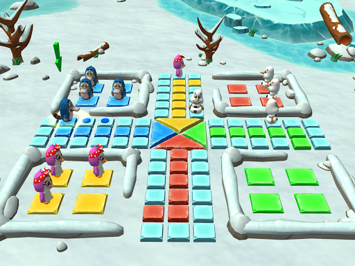 Ludo 3D Multiplayer v2.7 screenshots 17