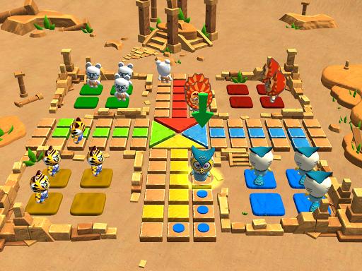 Ludo 3D Multiplayer v2.7 screenshots 18