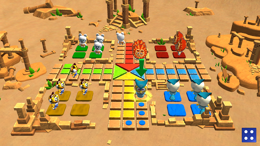 Ludo 3D Multiplayer v2.7 screenshots 4
