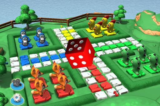 Ludo 3D Multiplayer v2.7 screenshots 7