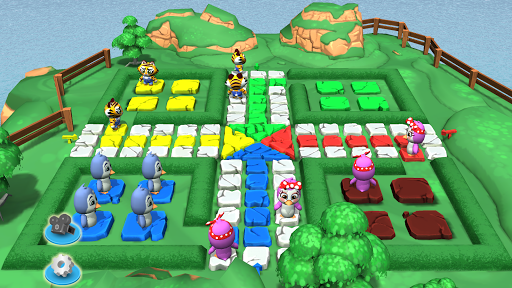 Ludo 3D Multiplayer v2.7 screenshots 8