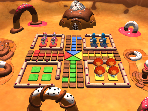 Ludo 3D Multiplayer v2.7 screenshots 9