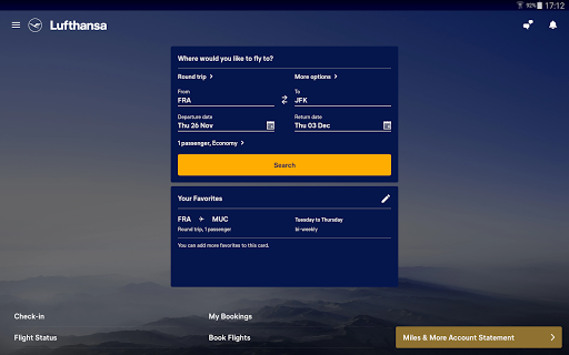 Lufthansa v8.5.0 screenshots 11