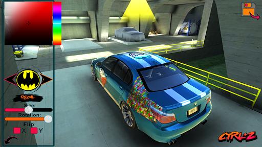 M5 E60 Drift Simulator v1.8 screenshots 2