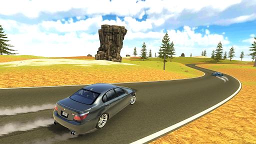 M5 E60 Drift Simulator v1.8 screenshots 6