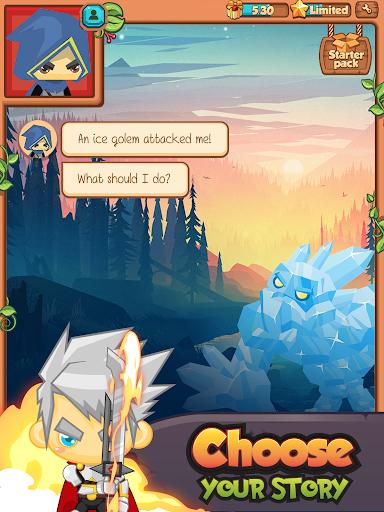 MAGIC Offline RPG Choose your own adventure games v1.0.31 screenshots 10