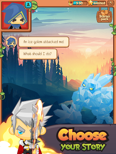 MAGIC Offline RPG Choose your own adventure games v1.0.31 screenshots 4