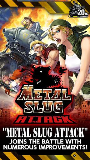 METAL SLUG ATTACK v6.6.0 screenshots 1