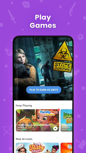 MISTPLAY Rewards For Playing Games v5.17 screenshots 1