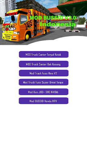 MOD Bussid Simulator Indonesia 2019 v2 screenshots 1