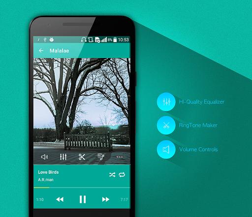 MP3 Player v1.4.4 screenshots 1