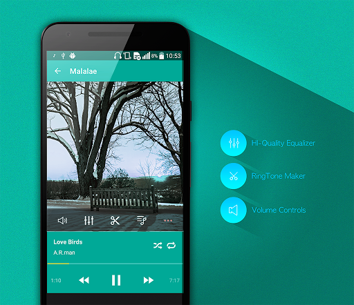 MP3 Player v1.4.4 screenshots 5
