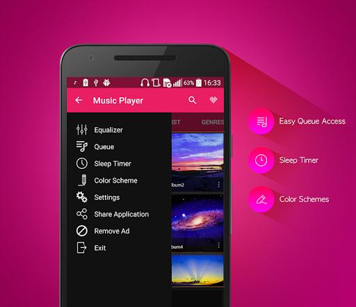 MP3 Player v1.4.4 screenshots 6