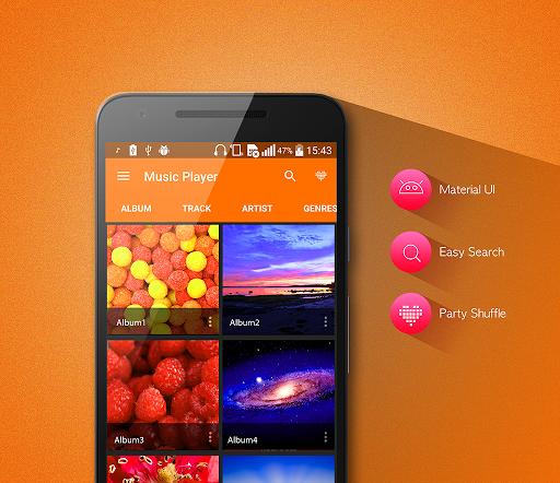 MP3 Player v1.4.4 screenshots 7