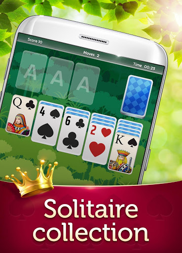 Magic Solitaire – Card Games Patience v2.11.11 screenshots 1