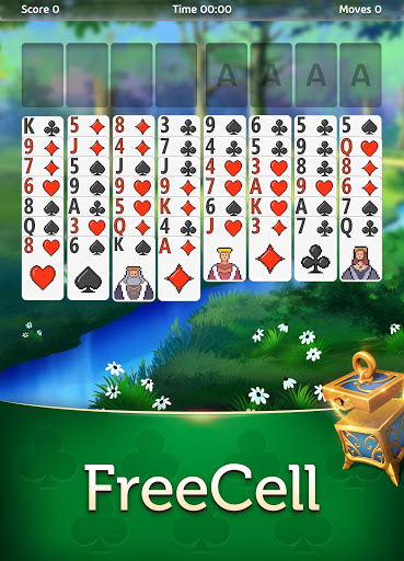 Magic Solitaire – Card Games Patience v2.11.11 screenshots 14