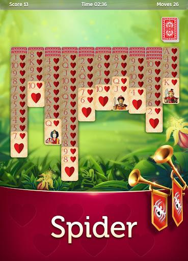 Magic Solitaire – Card Games Patience v2.11.11 screenshots 4