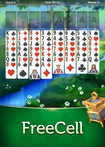 Magic Solitaire – Card Games Patience v2.11.11 screenshots 6