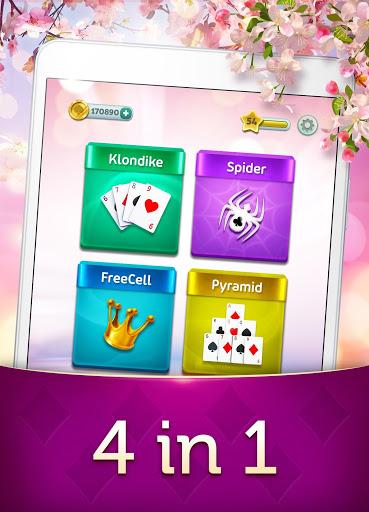 Magic Solitaire – Card Games Patience v2.11.11 screenshots 9