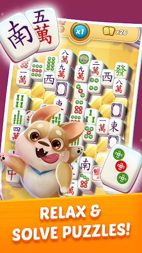 Mahjong City Tours Free Mahjong Classic Game v47.0.6 screenshots 2