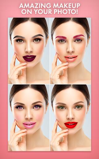 Makeup Photo Editor v1.8.8 screenshots 5