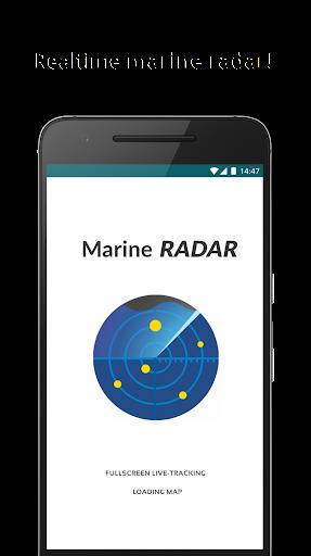 Marine Radar – Ship tracker v2.0 screenshots 1