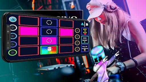Marshmello LaunchPAD – Alan Walker amp Skrillex DJ v2 screenshots 1
