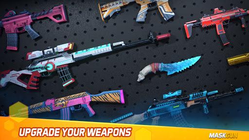 MaskGun Multiplayer FPS – Shooting Gun Games v2.701 screenshots 19