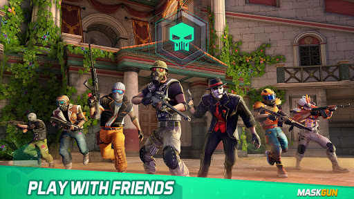 MaskGun Multiplayer FPS – Shooting Gun Games v2.701 screenshots 20