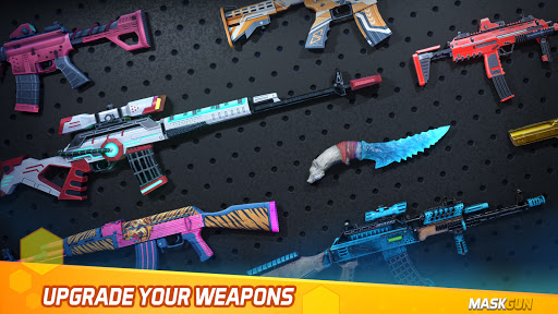 MaskGun Multiplayer FPS – Shooting Gun Games v2.701 screenshots 3