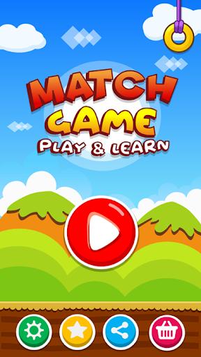 Match Game – Play amp Learn v1.36 screenshots 1