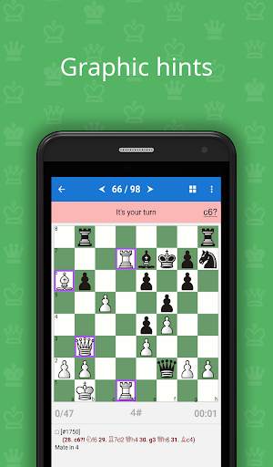 Mate in 3-4 Chess Puzzles v1.3.10 screenshots 2
