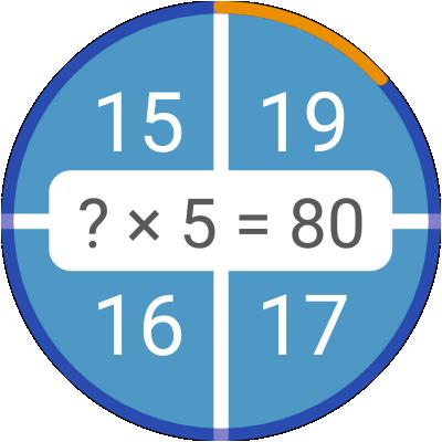Math games arithmetic times tables mental math v screenshots 15
