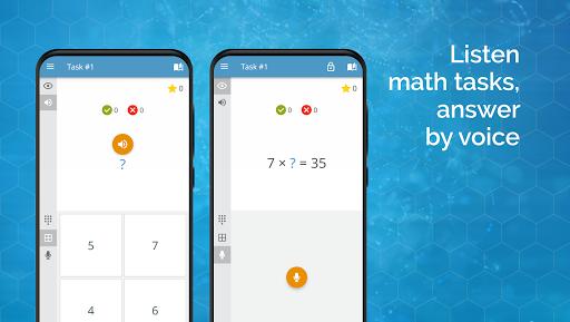 Math games arithmetic times tables mental math v screenshots 3