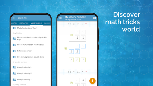 Math games arithmetic times tables mental math v screenshots 5