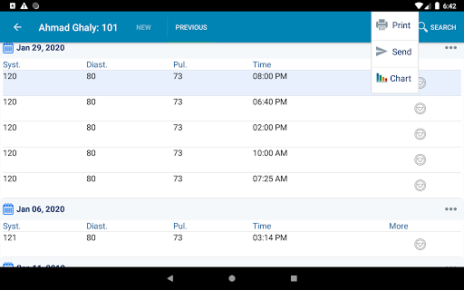 Medical Records v1.11.0.21 screenshots 6