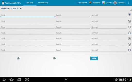 Medical Records v1.11.0.21 screenshots 7